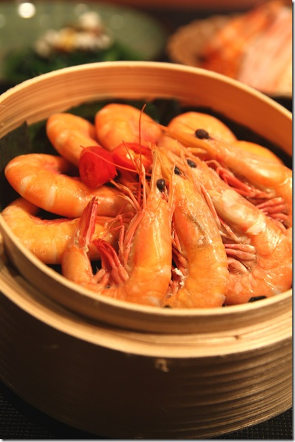 how to cook ocean prawns